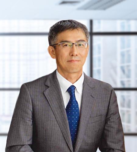 白水興産株式会社 代表取締役 岡﨑裕明