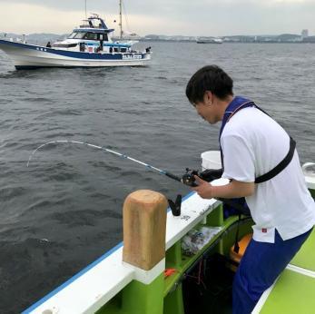 釣り部活動報告